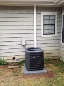 Here's their new AC for the HOT summer!