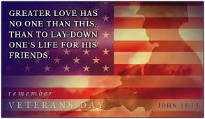 God Bless All Who Serve and Served!